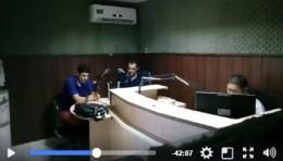 Cícero Silva em entrevista destacam harmonia entre executivo e legislativo municipal